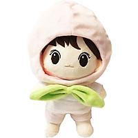 Búp bê Jungkook doll BTS bộ đào kèm quần áo thiết kế độc đáo