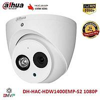 Camera Dahua 4 Mp DH-HAC-HDW1400EMP-S2 1080P - Hồng ngoại 50m - Hàng chính hãng