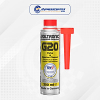 Vệ Sinh Xăng VOLTRONIC G20 VALVE & INJECTOR CLEANER (300ml)