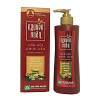Dầu gội Dược liệu Nguyên Xuân nâu 250ml (Dành cho tóc thường, da dầu)