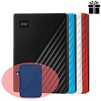 Ổ  cứng di động USB3.0 WD My Passport 1TB -HÀNG NHẬP KHẨU