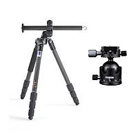 Chân máy ảnh Benro C2980T có đầu bi Ball head Highlightss E3-H2 - Chính Hãng