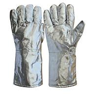 Đôi găng tay tráng bạc chịu nhiệt Castong PCRR15-34