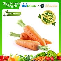 [Chỉ giao HCM] - Cà rốt - được bán bởi TikiNGON - Giao nhanh 3H