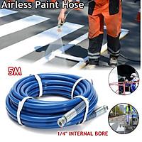Dây phun sơn công nghiệp 5m Khả năng chịu áp lực cao, hiệu suất vượt trội 206811