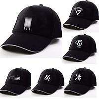 Mũ nón luỡi trai Kpop BTS Blackpink Twice Seventeen Monsta