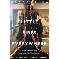 Little Fires Everywhere (Now A Major Tv Series On Amazon Prime)