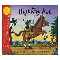 The Highway Rat (Book With Cd)