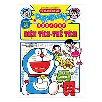 Doraemon Học Tập: Diện Tích - Thể Tích (Tái Bản 2019)