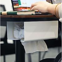 Hộp đựng khăn giấy tiện lợi bàn ăn, bàn làm việc