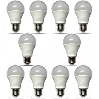 Bộ 10 bóng đèn Led búp 7W kín nước