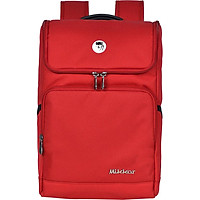 Balo Mikkor The Normad Primier Backpack M Red 00001698 (42 x 29 cm) - Đỏ