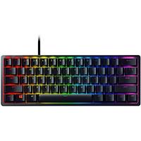 Bàn Phím Cơ Razer Huntsman Mini ( Clicky Purple Optical Switch) (RZ03-03390300-R3M1) - Hàng Chính Hãng