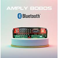 AMPLY KARAOKE BLUETOOTH BOBOS X-5 (Hàng chính hãng)