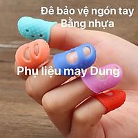 đê bảo vệ ngón tay bằng nhựa
