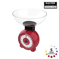 Cân nhà bếp cơ học Salter 139RDDRA - Nhập khẩu UK