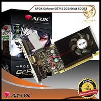 Card Màn Hình VGA AFOX GT710 Card Đồ Họa 2G Rời Cho Máy Tính PC hàng chính hãng