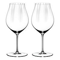 Bộ 2 Ly Rượu Vang Cao Cấp Riedel Performance Pinot Noir 6884/67 (830ml)
