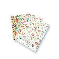 01 cuốn Tập Decorative pattern hiệu 96 trang ruột 70 (Giao mẫu ngẫu nhiên)