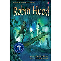 Usborne English Learners' Editions: Robin Hood + CD