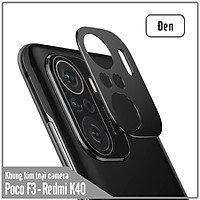 Khung bảo vệ camera cho Xiaomi Poco F3 - Redmi K40