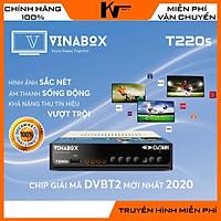 Đầu thu KTS DVB-T2 Vinabox T220S - hàng chính hãng