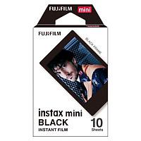Hộp Film Fujifilm Mini 10 Tấm Black Frame - Hàng Chính Hãng