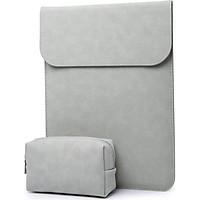Túi Chống Sốc Dành Cho Laptop Macbook 11-12/11.6-12.5/13.3/14.1-15.4 inch Kèm Túi Đựng Phụ Kiện Công Nghệ Helios