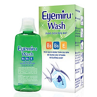 Dung Dịch Rửa Mắt Eyemiru Wash