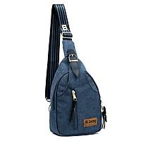 Túi Đeo Chéo Bụng T-23-008 - Xanh Đen