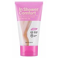 Kem Tẩy Lông In Shower Comfort Hair Removal Cream For Normal Skin Types Missha M5437 (100g)