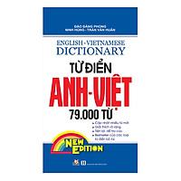 Từ Điển Anh - Việt 79.000 Từ (VL)