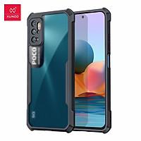 Ốp lưng cho Redmi Note 10 5G - Poco M3 Pro cao cấp Xundd - Hàng nhập khẩu