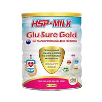 Sữa bột dinh dưỡng HSP GluSure Gold giúp phòng ngừa bệnh tiểu đường (hộp 900g)