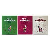 Combo dạy con như người Nhật( Bộ 3 cuốn)