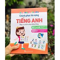 CHINH PHỤC TỪ VỰNG TIẾNG ANH - THEO SƠ ĐỒ TƯ DUY MIND MAP (Dành cho trẻ em từ 1 – 10 tuổi) – TẶNG KÈM FILE ĐỌC TIẾNG ANH GIỌNG CHUẨN BẢN ĐỊA NXB Hà Nội