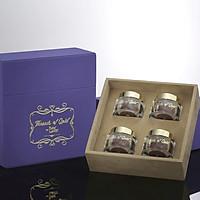 Nhụy Hoa Hghệ Tây Premium Saffron - Threads of Gold (Premium Product of Baby Brand) Hộp quà tặng 4 Grams