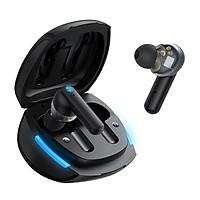 Tai Nghe True Wireless  Earbuds SoundPeats Gamer No.1 Smart Touch Bluetooth V5.0, chế độ Game mode độ trễ 60ms, tích hợp 4 micro, kháng nước IPX4 - Hàng chính hãng