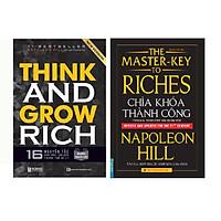 Combo Think And Grow Rich - 16 Nguyên Tắc Nghĩ Giàu, Làm Giàu Trong Thế Kỉ 21+Chìa Khóa Thành Công (Bìa Mềm)