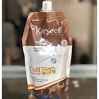 Dầu hấp ủ tóc siêu mượt Karseell Maca Essence Repair Collagen (dạng túi) 500ml