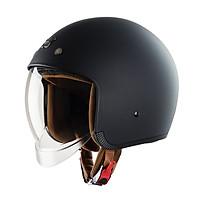 Mũ bảo hiểm 3/4 Royal M139 kính âm đen nhám - Tháo lót được - Kèm balo rút chống trầy thương hiệu