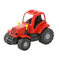 Xe đầu kéo đồ chơi Hardy – Polesie Toys (Giao mẫu ngẫu nhiên)