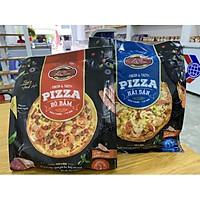 [Chỉ giao HCM] Pizza hải sản/Xúc Xích/Bò Bằm Lacusina 180g