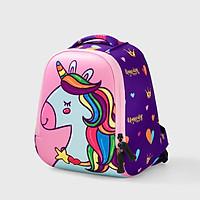 Balo Trẻ Em Siêu Nhẹ - Ngựa Pony