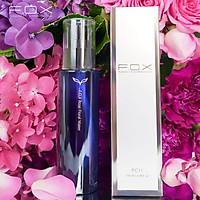Xịt Khoáng Dưỡng Ẩm Da Và Làm Sáng Da Hương Hoa Hồng Rosa Damascena Floral Water FOX Cosmetics 100ml