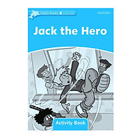 Dolphin Readers Level 1 Jack The Hero Activity Book