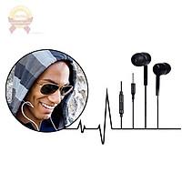 Tai nghe nhét tai Mi2S in ear có nút kèm mic nghe gọi điện thoại nhạc cho Iphone Ipad Apple xiaomi samsung