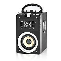 Loa Bluetooth MC H1 Đa Năng Hiển Thị Giờ Kiêm Đài FM Thiết Kế Hiện Đại Âm Thanh Vòm 3D