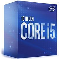Bộ vi xử lý CPU Intel i5-10600 ( 3.3GHz Turbo up to 4.8GHz , 6 Core , 12 Threads , 12MB Cache , 65W ) - Hàng Chính Hãng