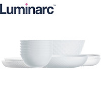 Bộ bàn ăn thuỷ tinh Luminarc Diwali Precious 12 món